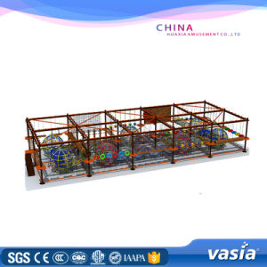 2016 Vasia Children Indoor Rope Course Adventure Equipment (VS5-6190B) pictures & photos