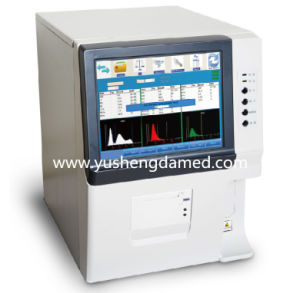 Ysd6300d Clinical Analysis Portable Auto Hematology Analyzer pictures & photos
