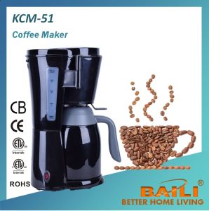 Hot Sale 1L Coffee Maker with Thermos Flask pictures & photos