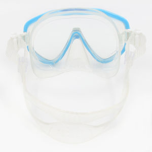 Silicone Low Volume Professional Adult Best Dive Mask (MK-104) pictures & photos