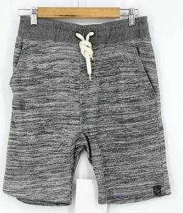 2017 Mens Fashion Slub Marl Fleece Sweat Jogger Sports Shorts