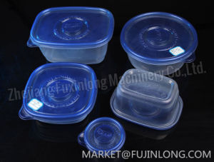 Automatic High Speed Plastic Container Thermoforming Machine pictures & photos