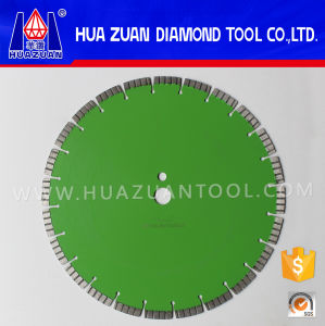 Fast Cutting Laser Diamond Blades for Concrete 350mm pictures & photos