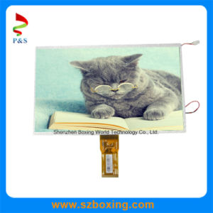 IPS 10.1 Inch TFT LCD Module with Resolution1024X600 pictures & photos