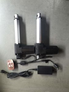 24V DC 8000n IP54 Limit Switch Built-in Linear Actuator for Car Seat pictures & photos