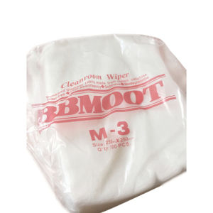 Cleanroom Non-Woven Wiper M-3 Cleaning Wipes pictures & photos
