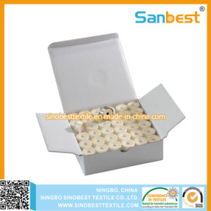 Chinese Factory Polyester Pre-Wound Bobbins Thread pictures & photos