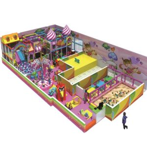China The Latest Cheap Indoor Playground Manufacturer pictures & photos