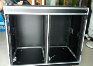 PRO Rack Case for Audio Amplifier Processor pictures & photos