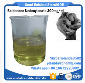 High Purity OEM Steroid Oil EQ Boldenone Undecylenate Equipoise 300mg/Ml pictures & photos