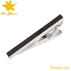 Tieclip-001 Stainless Steel Hot Sale Cheap Tie Clips for Souvenir pictures & photos