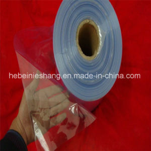 China PVC Plastic Film Transparent Mattress Packing PVC Film pictures & photos