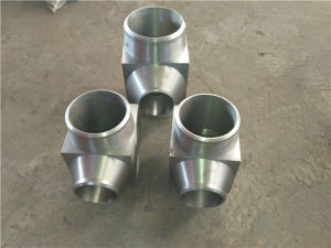 High Pressure Forged Steel Socket Welding Pipe Fittings pictures & photos