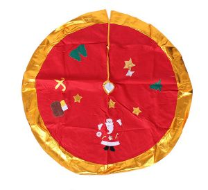 Christmas Decoration Christmas Santa Tree Skirt Decoration pictures & photos