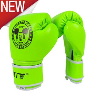 Wholesale and Retail Hot Sale High Quality Children PU Boxing Gloves