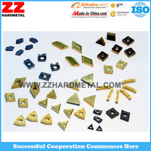 Tungsten Carbide Indexable Turning Inserts Cnmg 120404 pictures & photos