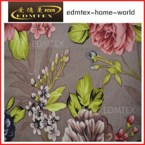 Curtain Fabric with Printed Styled-Cheap Price EDM0541
