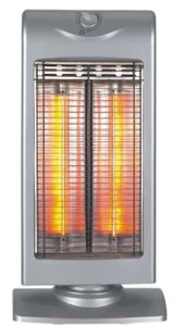 Electric Heater with Halogen Heating Element pictures & photos