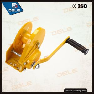 Hot Sale Wire Rope Manual Winch pictures & photos