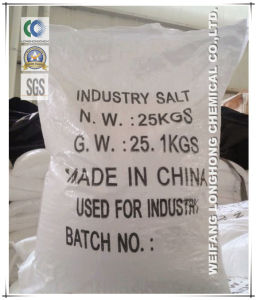 Industry Grade Sodium Chloride / Coarse / Middle / Fine / Salt pictures & photos