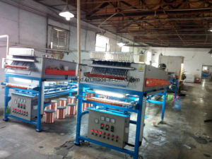 FC-Tx32 Ultra Fine Copper Wire Annealing and Tinning Machine pictures & photos
