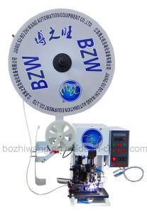Wire Stripping and Terminal Crimping Machine pictures & photos