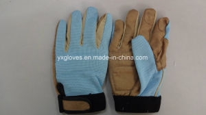 Logging Gloves-Garden Glove-Safety Glove-Working Glove-Protected Glove-Hand Protected pictures & photos