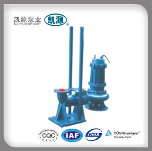 Wq Submersible Sewage Pump The Liquid Temperature No More Than 60 Degrees pictures & photos