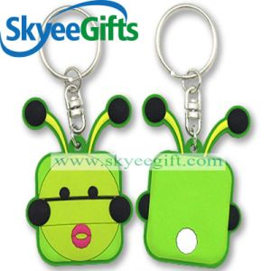 2017 Fashionable Beautiful Silicon Keychain for Gift pictures & photos