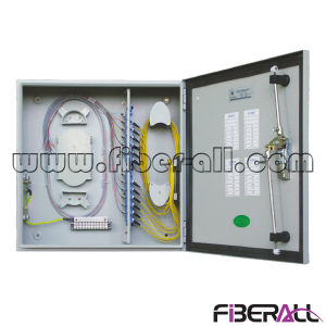 Waterproof Wall Mounted Fiber Patch Box for Outdoor Use pictures & photos