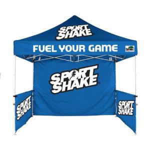 Half Wall Design Waterproof Folding Gazebo Tent Pop up Canopy Tent pictures & photos