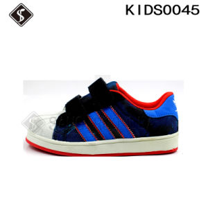 Comfortable Kids Sports Running Shoes pictures & photos