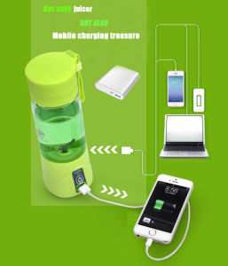Portable Electric Personal Blender-USB Charging pictures & photos