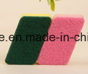 Widely Use, Cleaning Scouring Pad for Household, Cleaning Sponge Tool pictures & photos