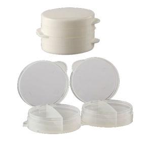 Eye Shadow Jar Cosmetic Packaging (NJ101) pictures & photos