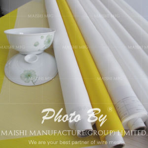 6t-165t Polyester Monofialment Screen Mesh pictures & photos