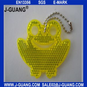 Shaped Hard Reflector Plastic/PMMA/Acrylic Reflective Hanger (JG-T-15) pictures & photos