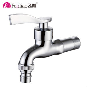 Good Sale High Quality Brass Cold Water Washing Machine  Tap pictures & photos