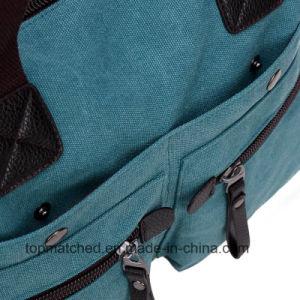 Women Canvas Handbag Ladies Messenger Shoulder Canvas Tote Hand Bag pictures & photos