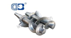 Conical Twin Screw& Barrel
