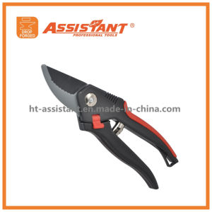 "8"" Comfortable Silicone Grip Clippers Anvil Pruning Shears Hand Pruners pictures & photos"