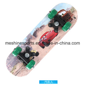 "Cheap 17""Wood Mini Skateboard Toy for Promotion Gift pictures & photos"