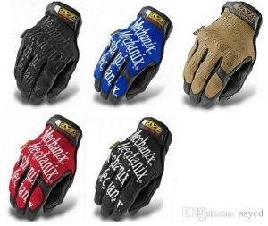 Airsoft Full Finger Paintball Tactical Glove pictures & photos