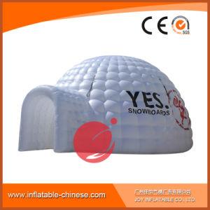 Double White PVC Inflatable Tent/Arc Bubble Inflatable Tent1-119 pictures & photos