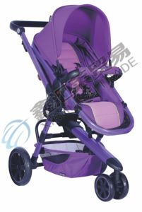 En1888 Approved Stunning High Fashion & Multi-Funtion Baby Stroller pictures & photos