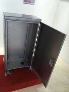 Aluminum Punch Electrical Power Digital TV Camera STB Box Enclosure pictures & photos