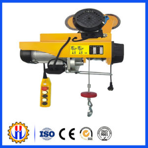 Mini 12V Electric Winch/Lifting Platform/Electric Winch 5 Ton pictures & photos