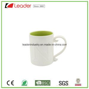 Ceramic Black Standard Coffee Mug on Promotion pictures & photos