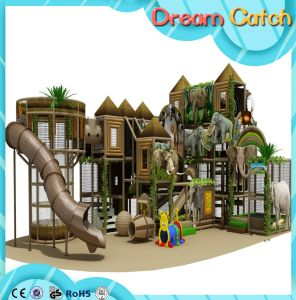 Commercial School Indoor Playground with Amusement Playground Slides pictures & photos