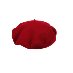 100% Wool Custom Red Military Beret pictures & photos